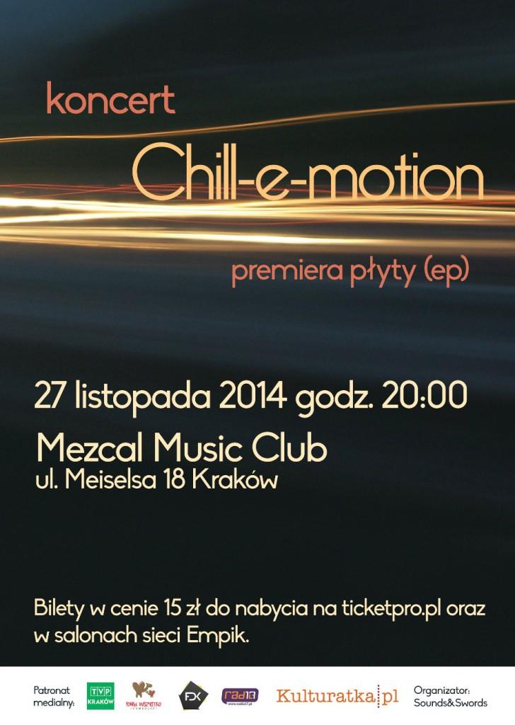 Koncert Chill-e-motion